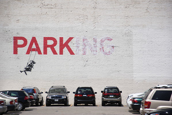 Parking Wall.DowntownLA