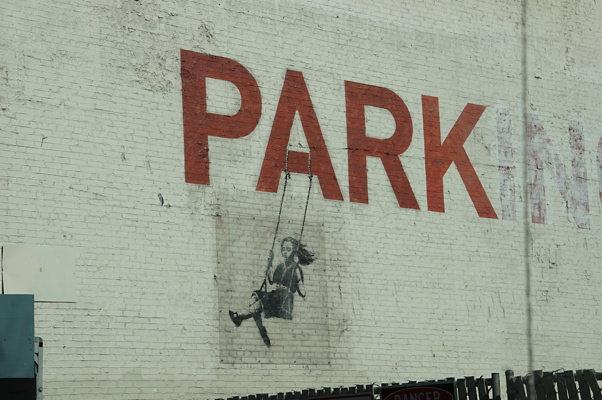 Banksy.Wall.DTLA