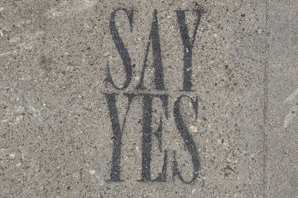 SAY.YES