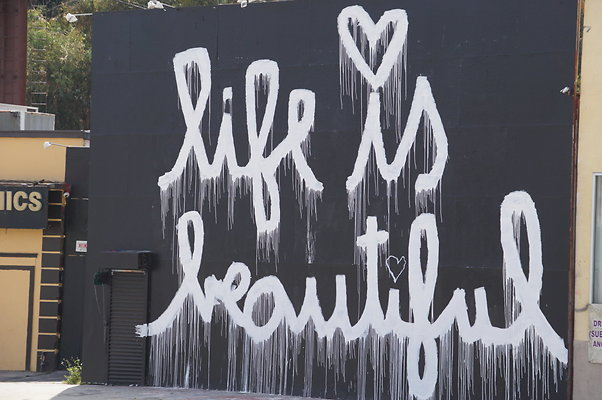 Life>Is.Beautiful